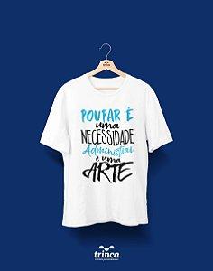 Camisa Universitária Administração - A arte de Administrar - Basic