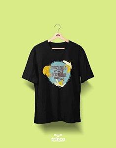 Camisa Universitária Nutrição - Cascapack - Basic
