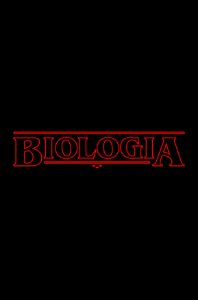 Camisa Universitária Biologia - Stranger Things  - Basic