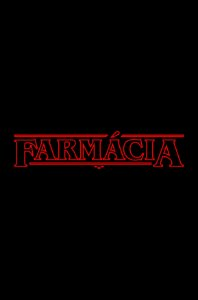 Camisa Universitária Farmácia - Stranger Things  - Basic