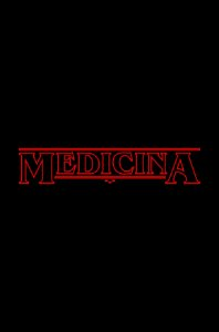 Camisa Universitária Medicina - Stranger Things  - Basic