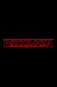 Camisa Universitária Psicologia - Stranger Things  - Basic