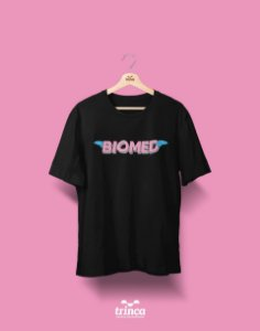 Camiseta Universitária - Biomedicina - Voe Alto - Basic