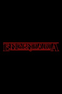 Camisa Universitária Engenharia - Stranger Things - Basic