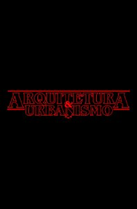 Camisa Universitária Arquitetura e Urbanismo - Stranger Things - Basic