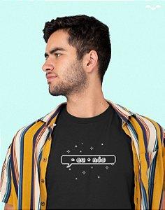 Camiseta - Coleção Vai com C(alma) - Menos eu Mais nós - Basic