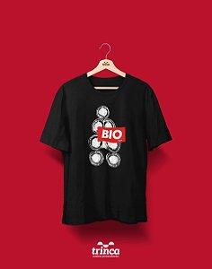 Camiseta Universitária - Biologia - Supreme - Basic
