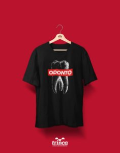 Camiseta Universitária - Odontologia - Supreme - Basic