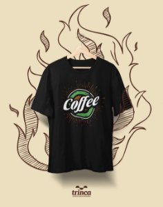Camiseta Personalizada - Café - Coffee - Basic
