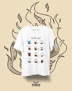Camiseta Personalizada - Café -  Guia Expresso - Basic