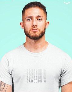Camiseta - Coleção Vai com C(alma) - Sabedoria - Basic