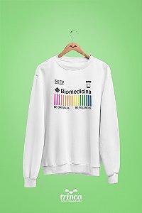 Moletom Básica (Flanelado) - Coleção Polaroid - Biomedicina