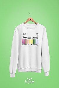 Moletom Básica (Flanelado) - Coleção Polaroid - Design Gráfico