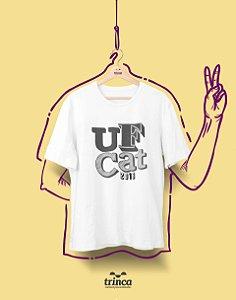 Camiseta - Coleção Sou Federal - UFCAT - Basic