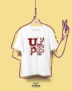 Camiseta - Coleção Sou Federal - UFPE - Basic