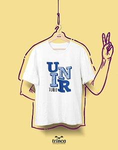 Camiseta - Coleção Sou Federal - UNIR - Basic