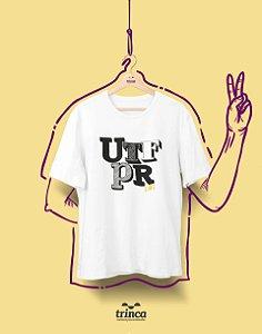 Camiseta - Coleção Sou Federal - UTFPR  - Basic