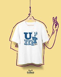 Camiseta - Coleção Sou Federal - UFMT - Basic
