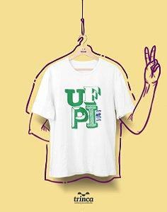 Camiseta - Coleção Sou Federal - UFPI - Basic