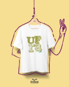 Camiseta - Coleção Sou Federal - UFRA - Basic