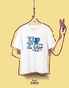 Camiseta - Coleção Sou Federal - UFRGS - Basic