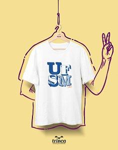 Camiseta - Coleção Sou Federal - UFSM - Basic