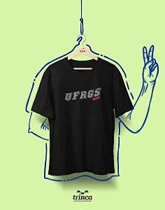 Camiseta - Coleção Somos UF - UFRGS - Basic