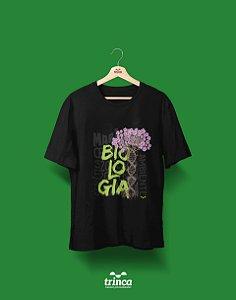 Camisa Universitária Biologia - DNÁrvore- Basic