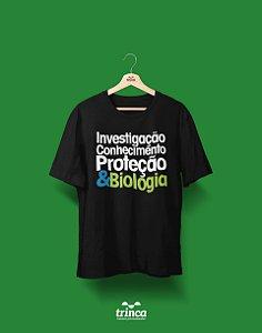 Camisa Biologia - CSI: Bio - Basic