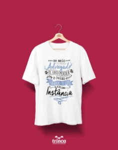 Camisa Universitária Direito - Paga pra ver? - Basic