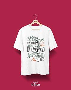 Camisa Universitária Direito - Tá quase - Basic