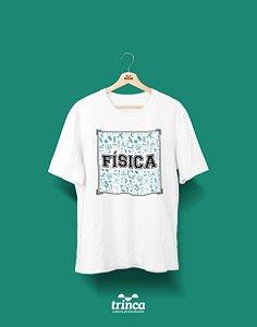 Camisa Universitária Física - Só sorvete - Basic