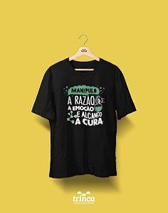 Camisa Universitária Farmácia - Vide Bula - Basic