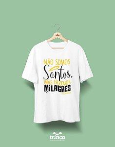 Camisa Universitária Fisioterapia - SantoTerapia - Basic