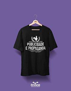 Camisa Publicidade e Propaganda - Publi - Basic