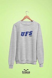 Moletom Básica (Flanelado) - Coleção Somos UF - UFS