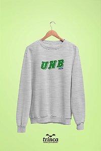 Moletom Básica (Flanelado) - Coleção Somos UF - UNB