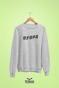 Moletom Básica (Flanelado) - Coleção Somos UF - UFOPA
