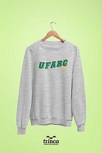 Moletom Básica (Flanelado) - Coleção Somos UF - UFABC