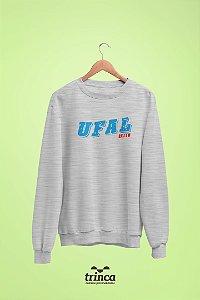 Moletom Básica (Flanelado) - Coleção Somos UF - UFAL