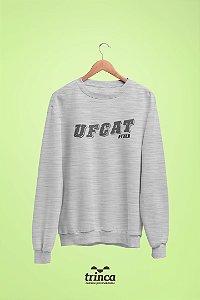 Moletom Básica (Flanelado) - Coleção Somos UF - UFCAT