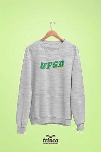Moletom Básica (Flanelado) - Coleção Somos UF - UFGD