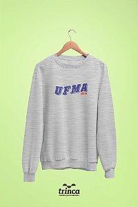 Moletom Básica (Flanelado) - Coleção Somos UF - UFMA