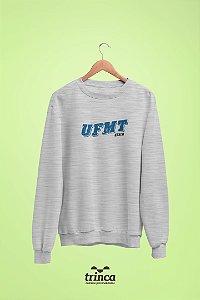 Moletom Básica (Flanelado) - Coleção Somos UF - UFMT