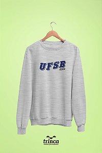 Moletom Básica (Flanelado) - Coleção Somos UF - UFSB