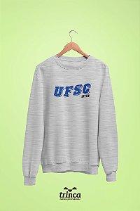Moletom Básica (Flanelado) - Coleção Somos UF - UFSC