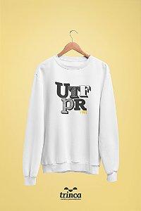Moletom Básica (Flanelado) - Sou Federal - UTFPR