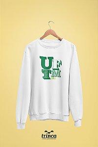 Moletom Básica (Flanelado) - Sou Federal - UFTM