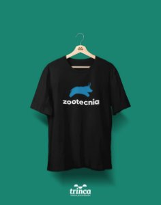 Camisa Universitária Zootecnia - Zoo Planet - Basic