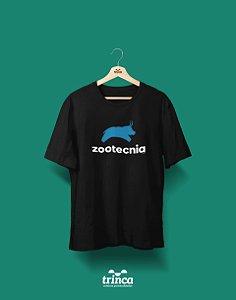 Camisa Universitária Zootecnia - Zoo Planet - Basic